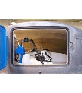 Резервуар SWIMER 1500 ECO line для розчину AdBlue NOXy