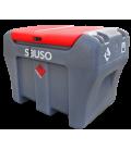 Мобильная заправка резервуар SIBUSO CM450 Classic для дизельного топлива ДП