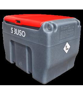 Мобильная заправка резервуар SIBUSO CM300 Basic для дизельного топлива ДП