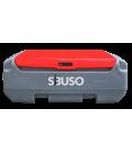 Мобильная заправка резервуар SIBUSO CM125 Basic для дизельного топлива ДП