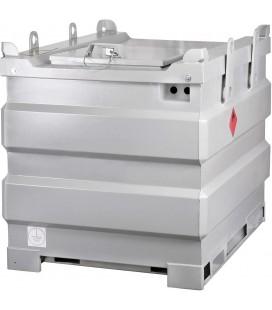 Мобільний двостінний паливний модуль МПМ АЗС MobiSTEEL 1000 для дизельного пального з дозволом ДОПОГ ДОПНВ АДР ADR